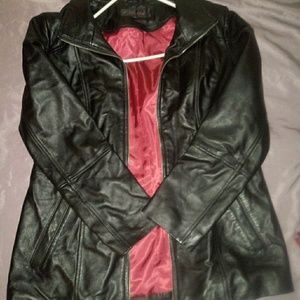 M. Julian 100% Leather jacket w/ Thinsulation